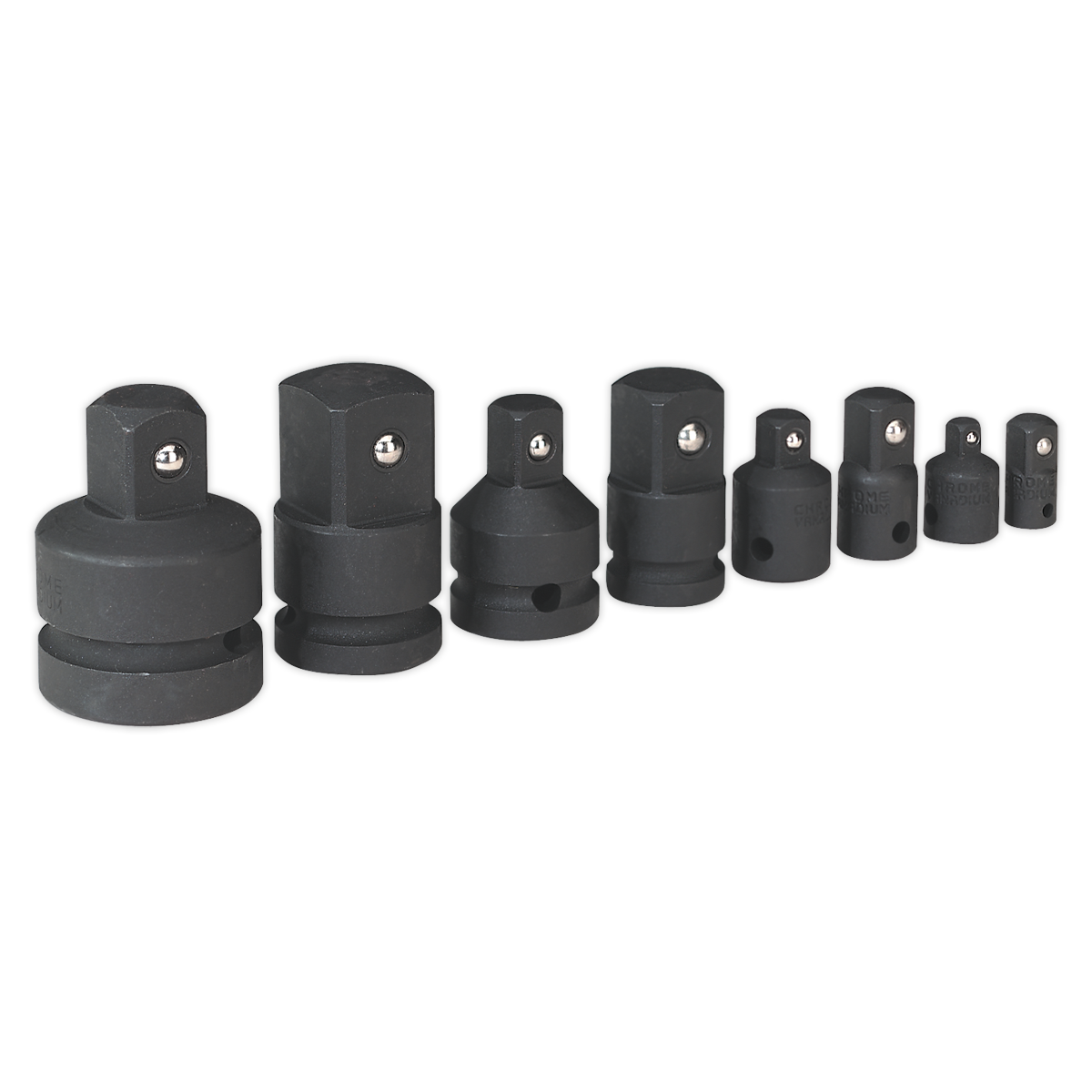 Impact Socket Adaptor Set 8pc