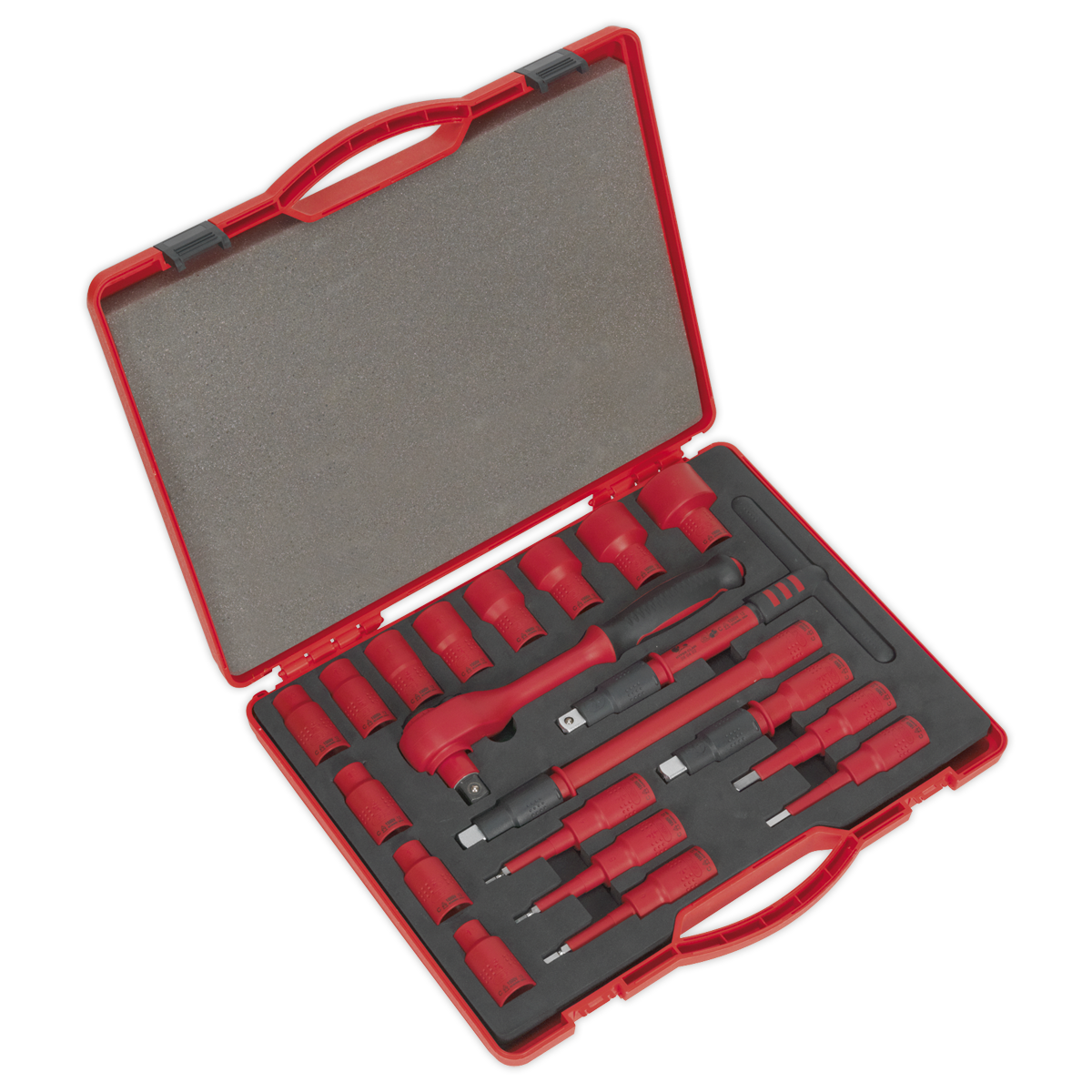 Insulated Socket Set 20pc 1/2