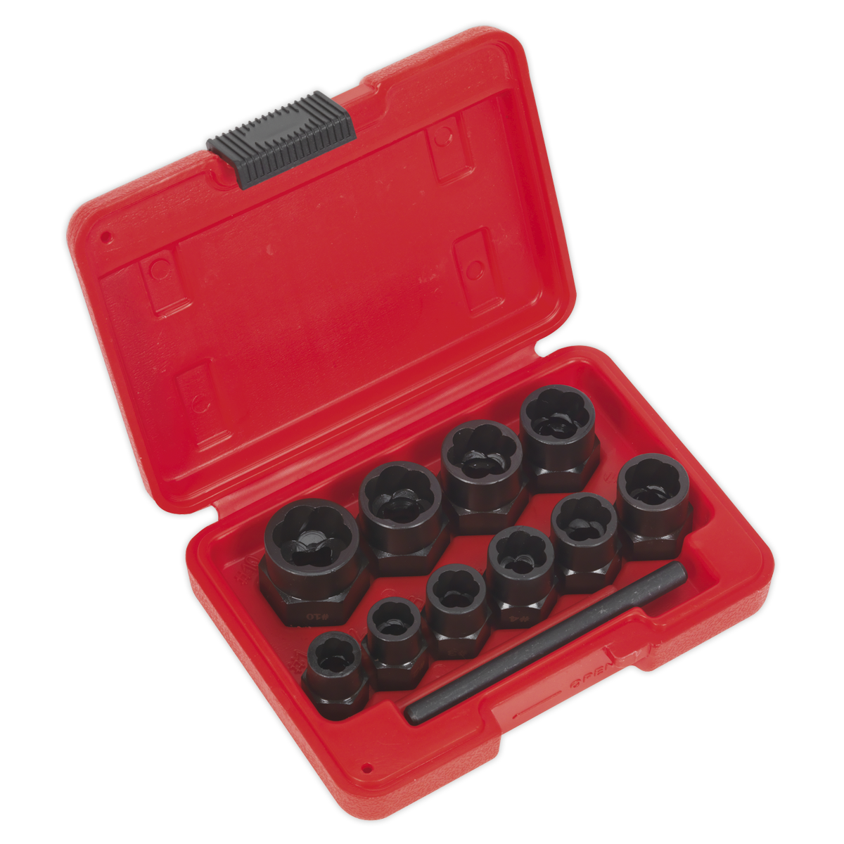 Bolt Extractor Set 11pc 3/8
