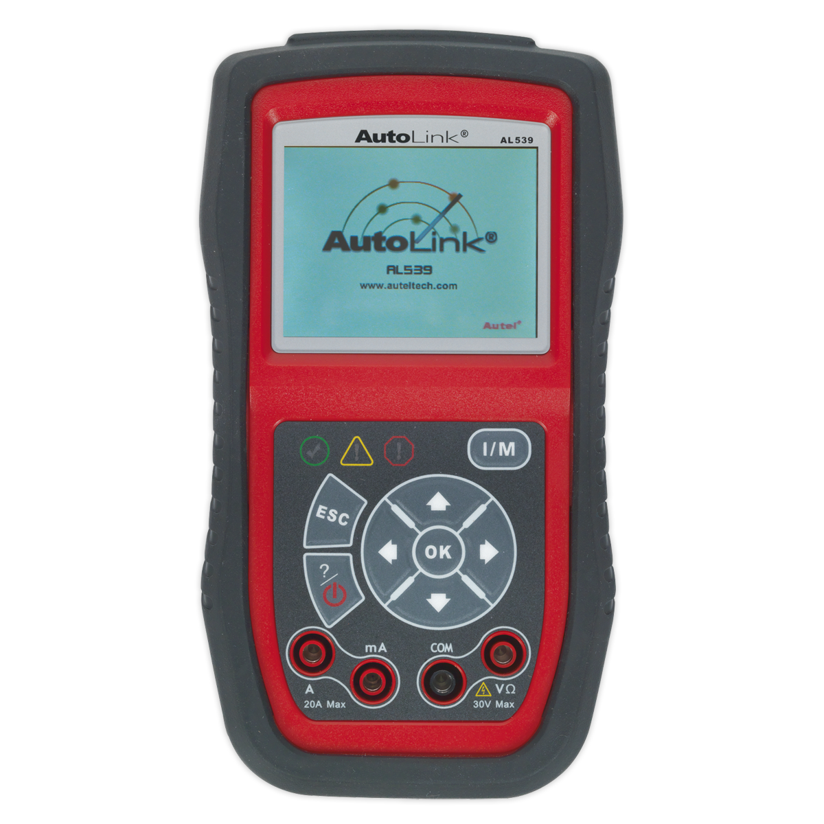 Autel EOBD Code Reader - Electrical & Battery Tester