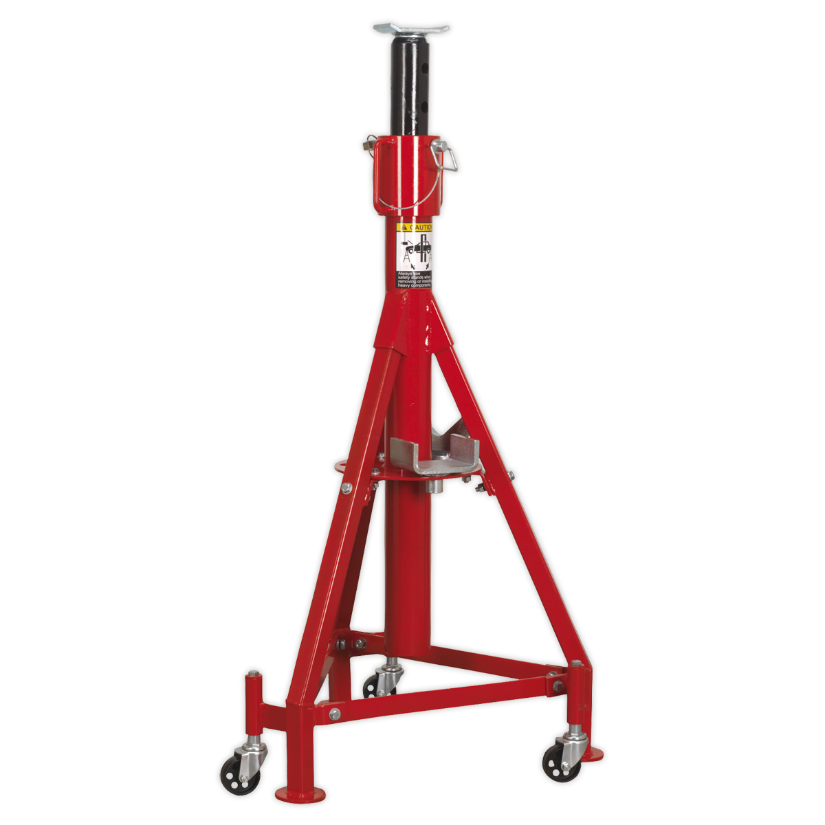 High Level Commercial Vehicle Support Stand 5tonne Capacity