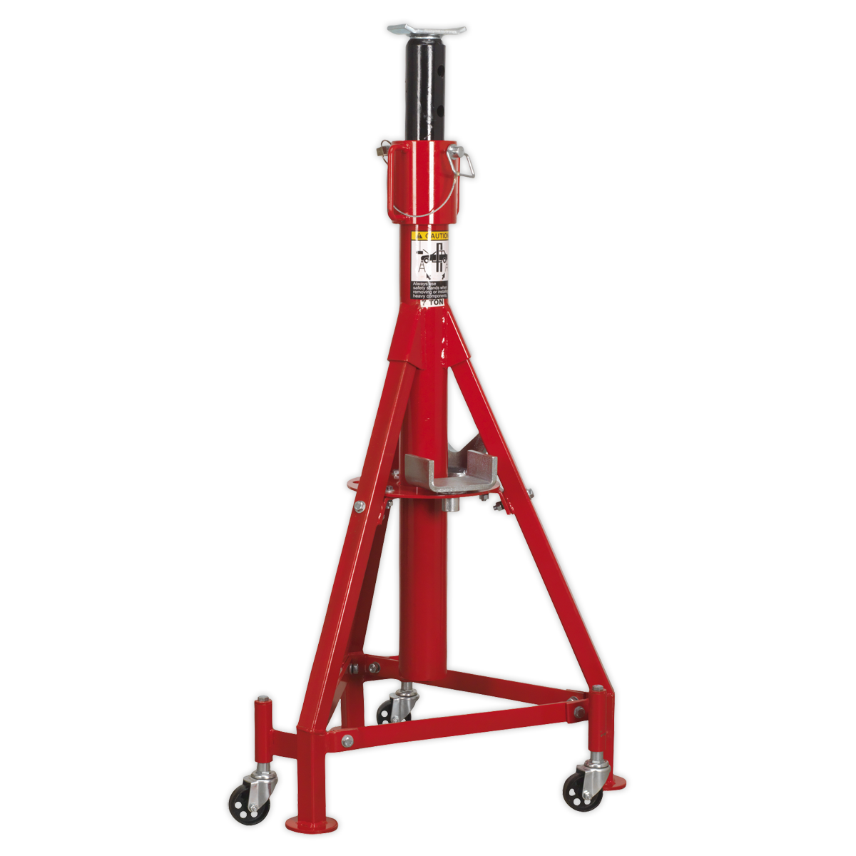 High Level Commercial Vehicle Support Stand 7tonne