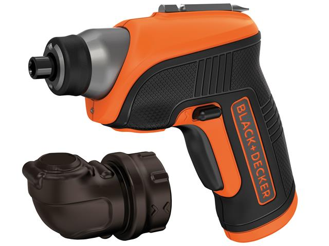 CS3652LC Cordless Screwdriver & Right Angle Attachment 3.6V Li-Ion