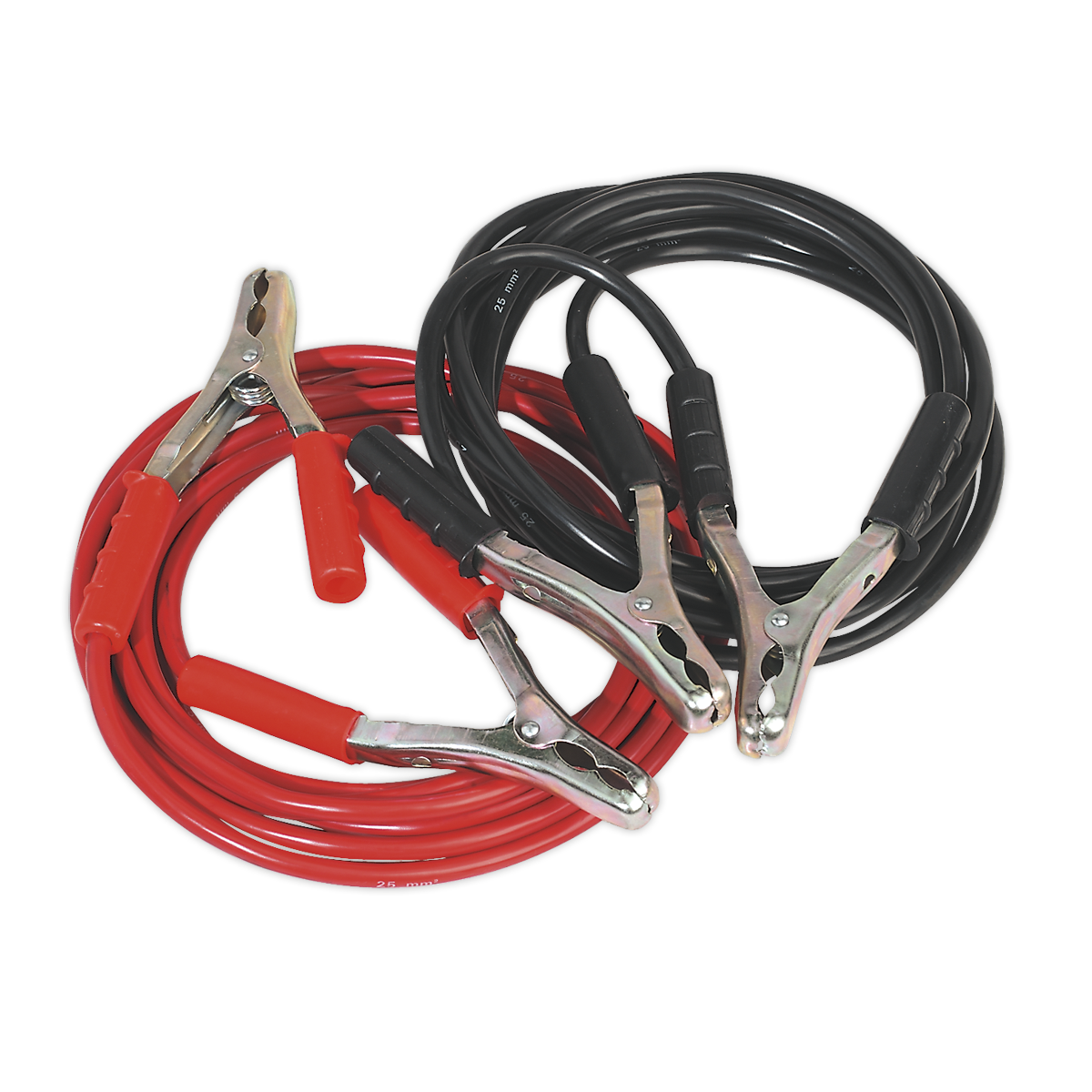 Booster Cables 25mm? x 5mtr Copper 600Amp