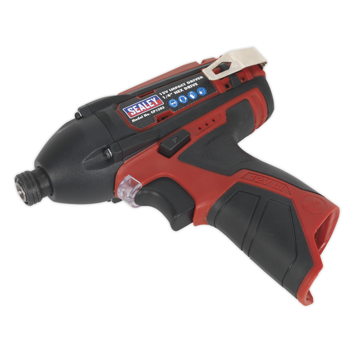 Cordless Impact Driver 1/4