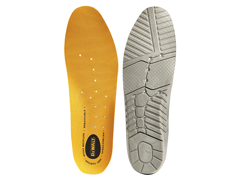 1 Pair of PU Comfort Insoles