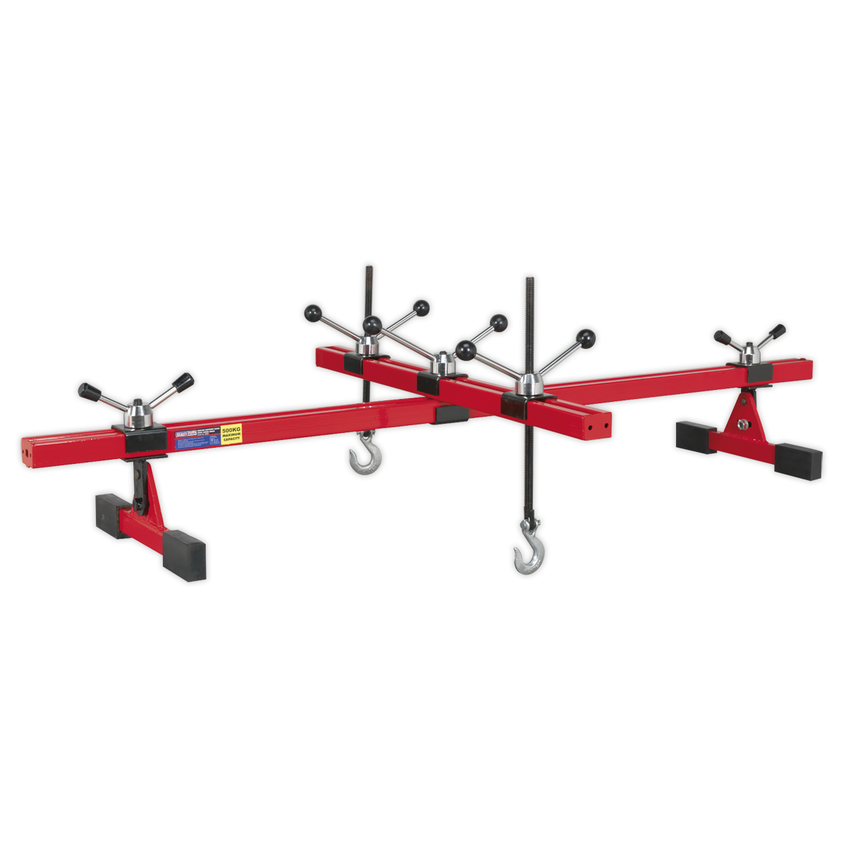 Engine Support Beam with Cross Beam 500kg Capacity