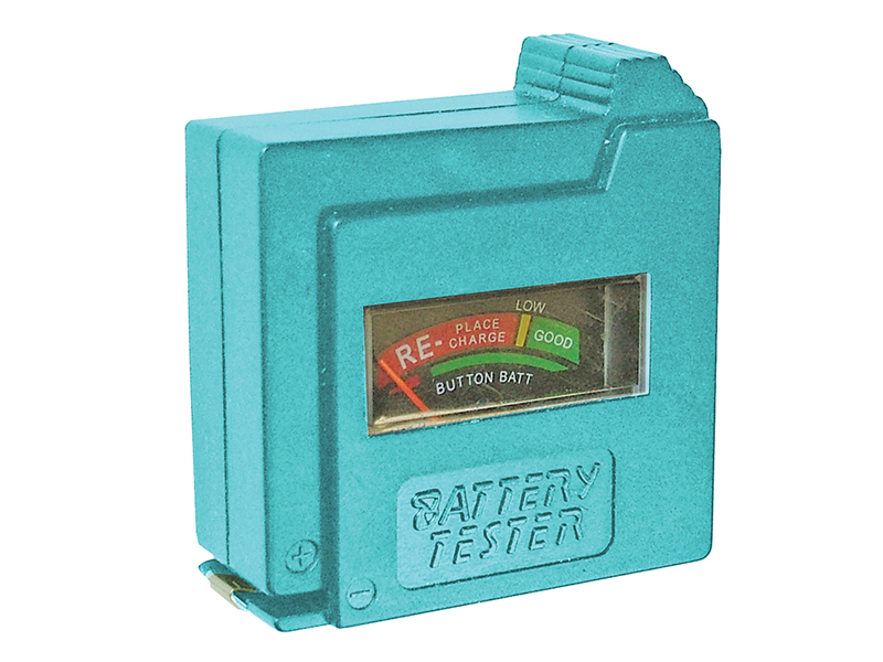 Battery Tester for AA\, AAA\, C\, D & 9V