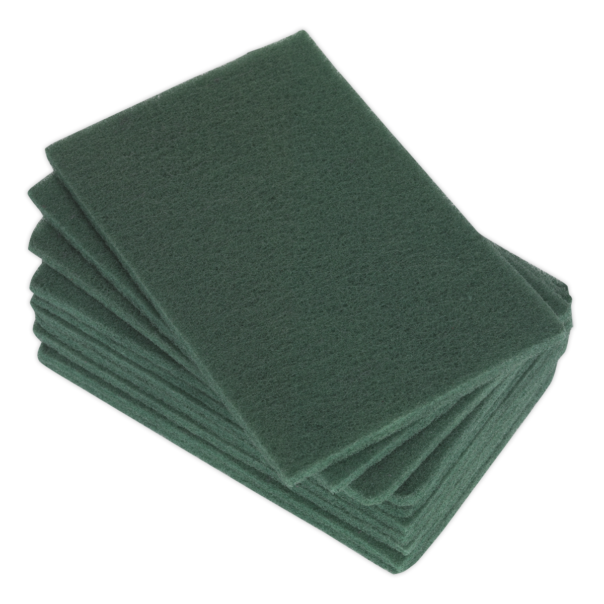 Abrasive Finishing Pad 150 x 230mm Fine Pack of 10