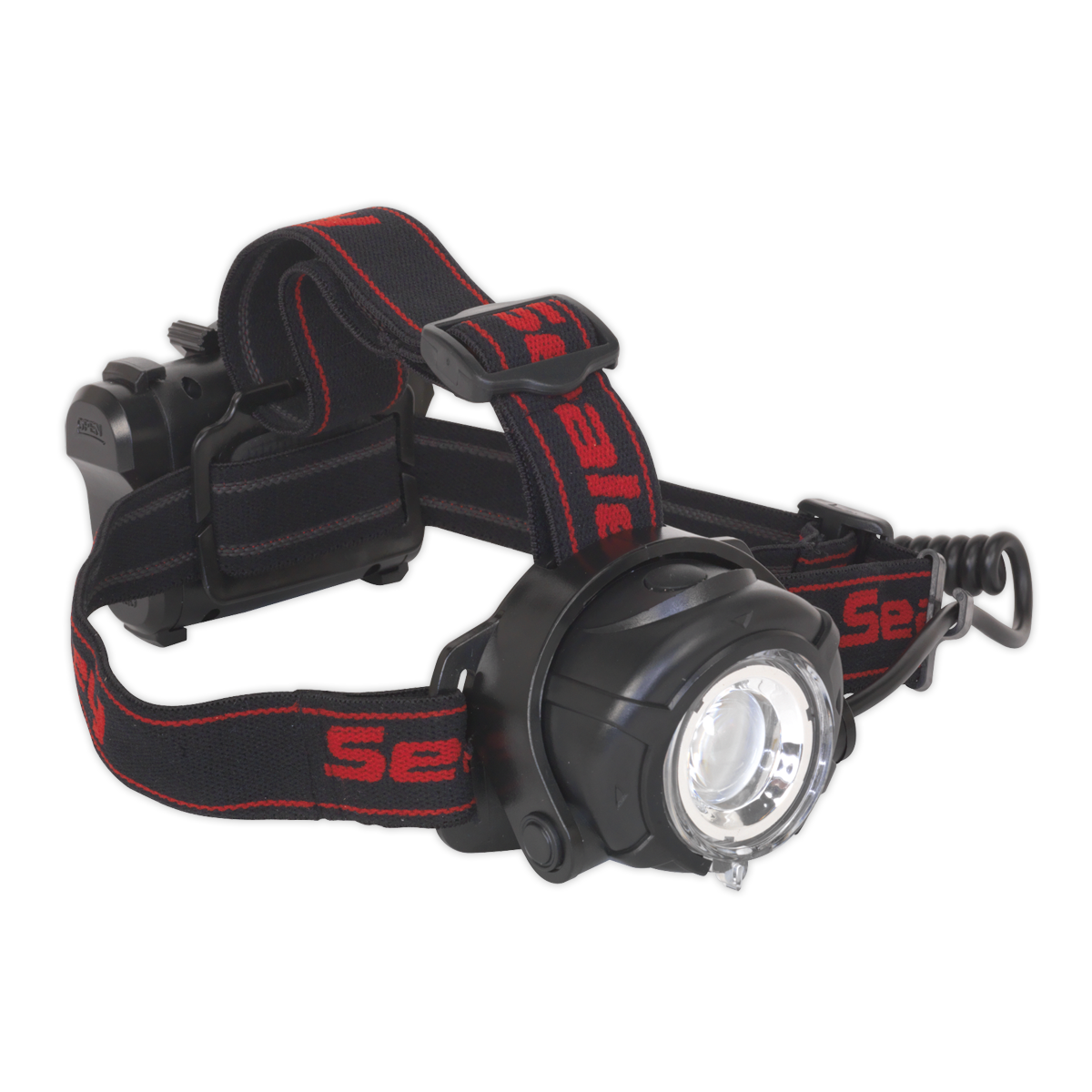 Head Torch 5W CREE XPG LED with Adjustable Focus & Brightness 3 x AA Cell