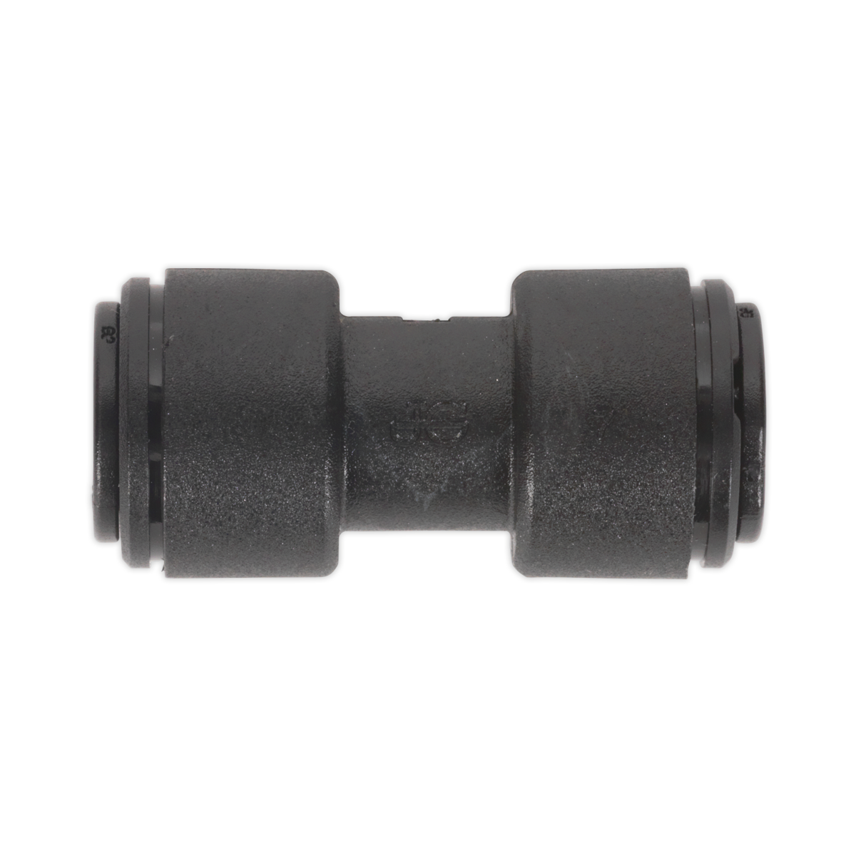 Straight Coupling 8mm Pack of 5 (John Guest Speedfit? - PM0408E)