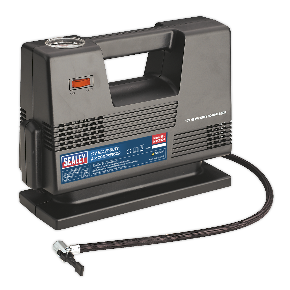 Air Compressor 12V Heavy-Duty