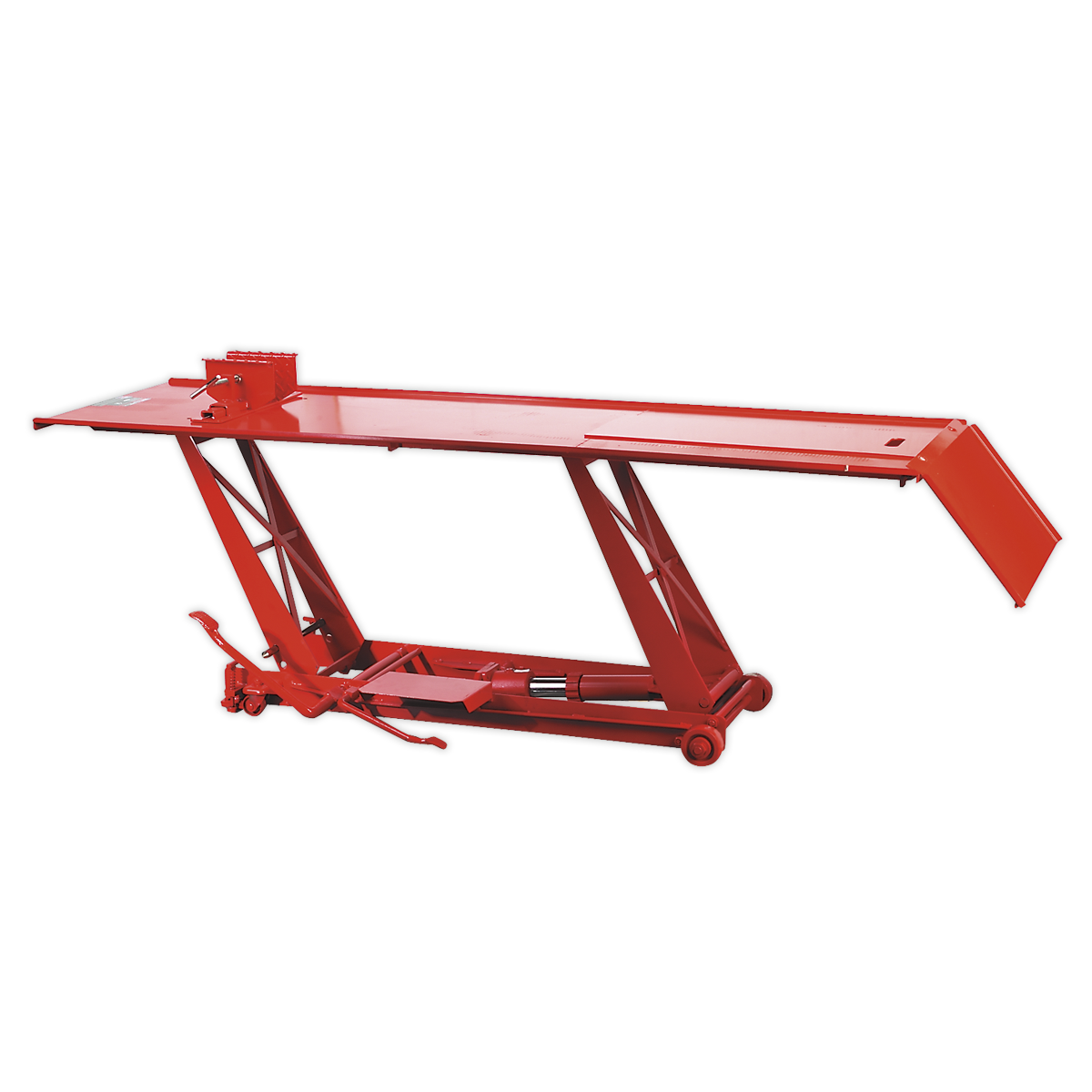Motorcycle Lift 454kg Capacity Hydraulic