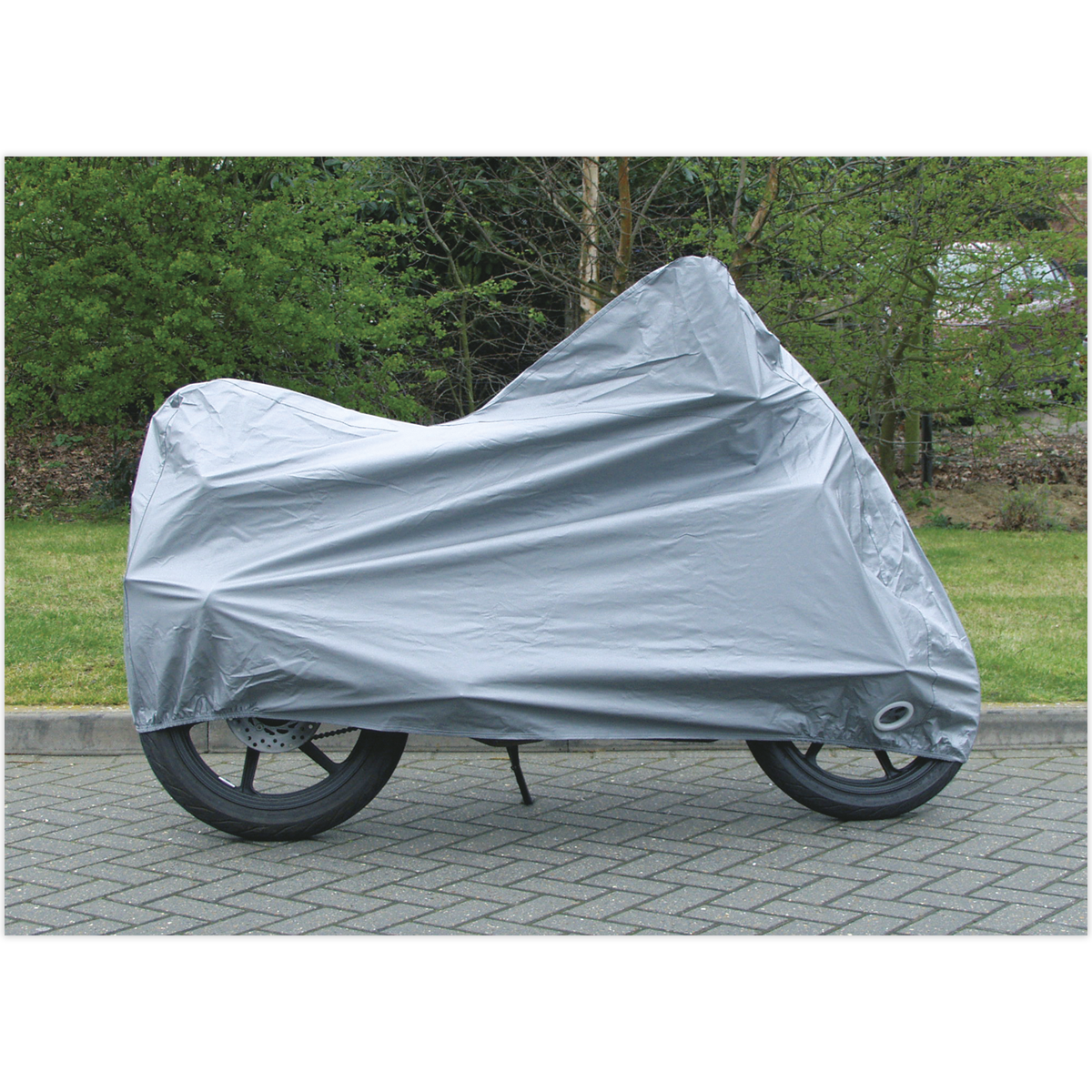 Motorcycle Cover Large 2460 x 1050 x 1370mm