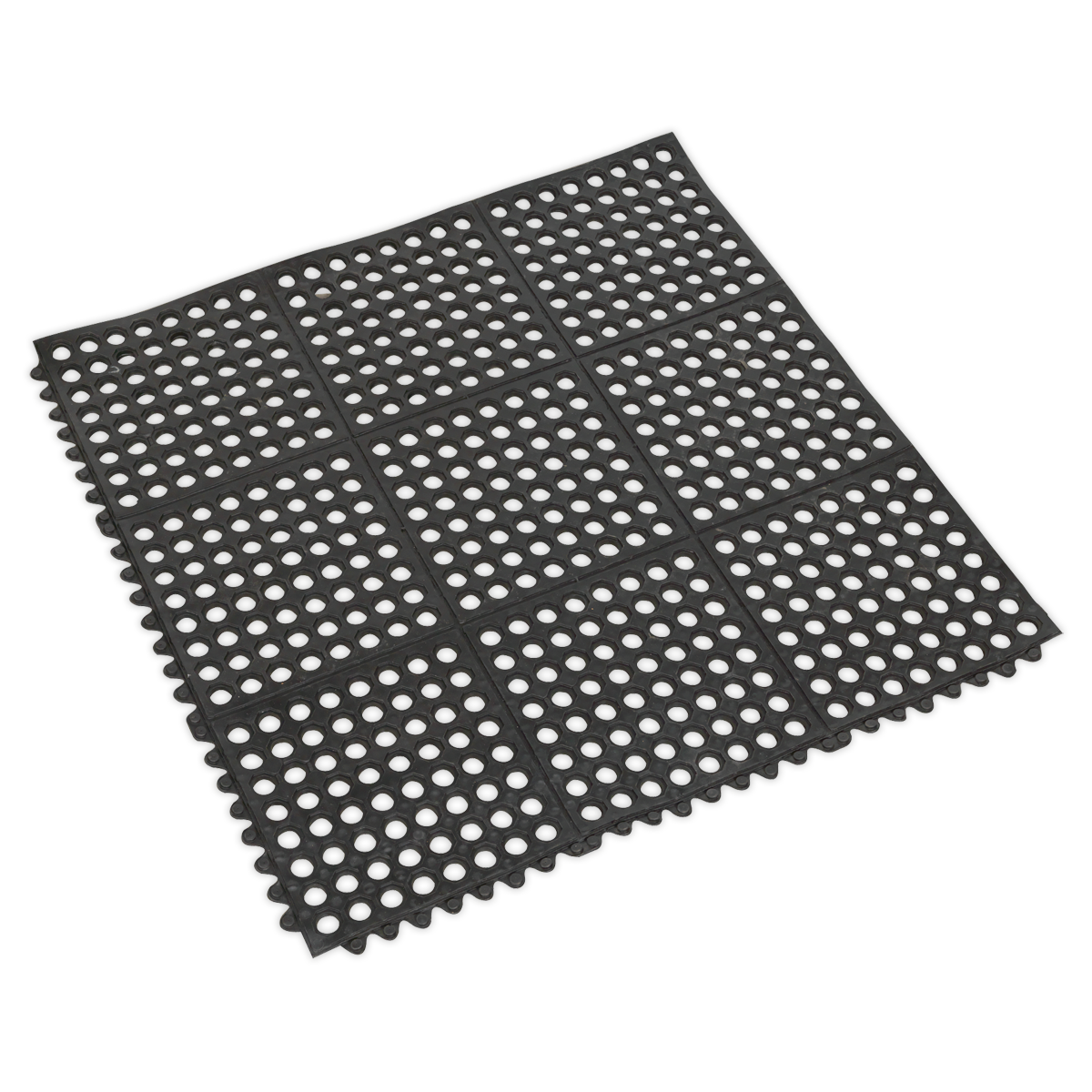 Interlocking Anti-Fatigue Matting 920 x 920mm
