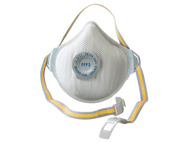 AIR Plus Mask FFP3 RD Valved Reusable