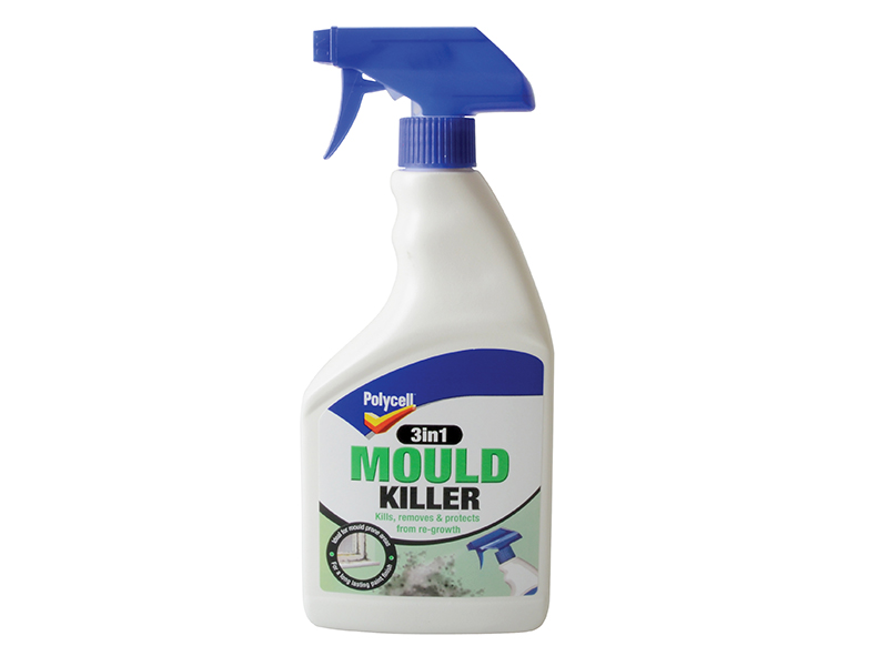 3 in 1 Mould Killer 500ml Spray