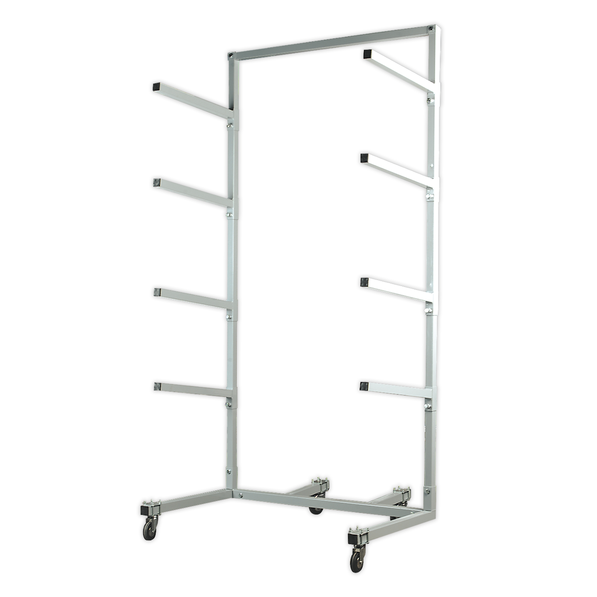 Bumper Rack Double-Sided 4-Level