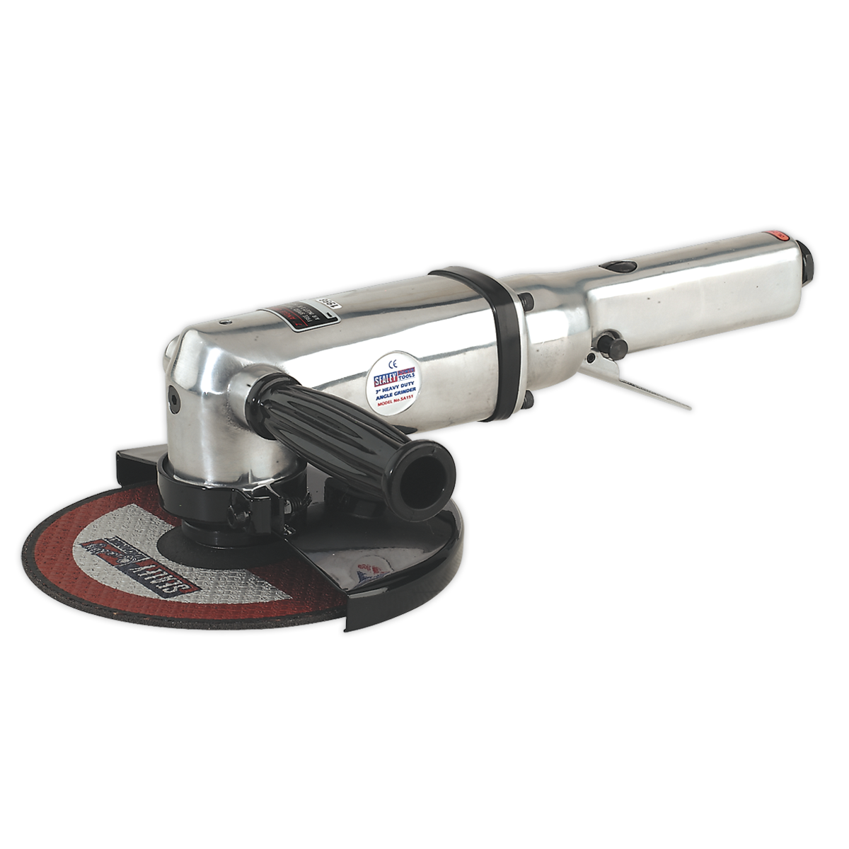 Air Angle Grinder ?180mm Heavy-Duty