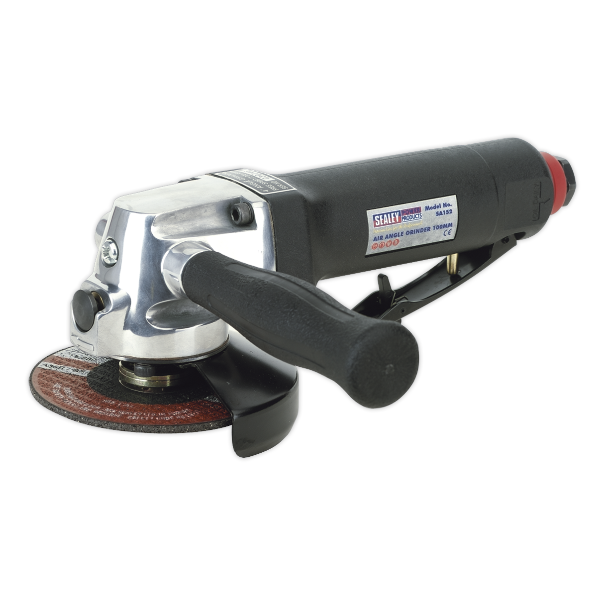 Air Angle Grinder ?100mm Composite Housing