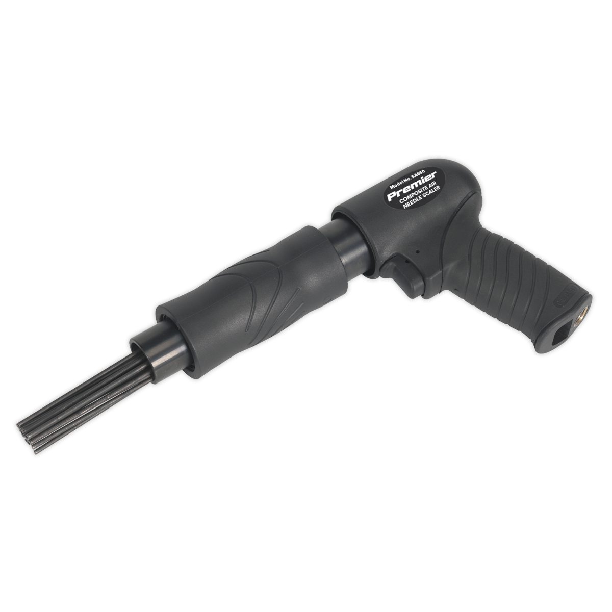 Air Needle Scaler Composite Pistol Type