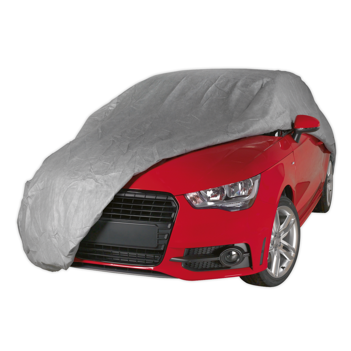 All Seasons Car Cover 3-Layer - Medium
