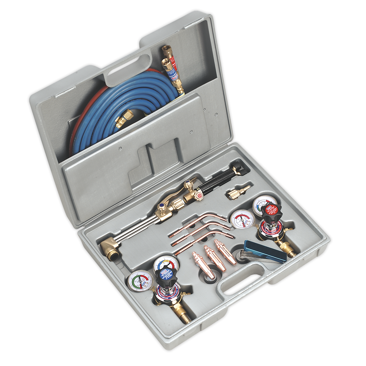 Oxyacetylene Welding & Cutting Set