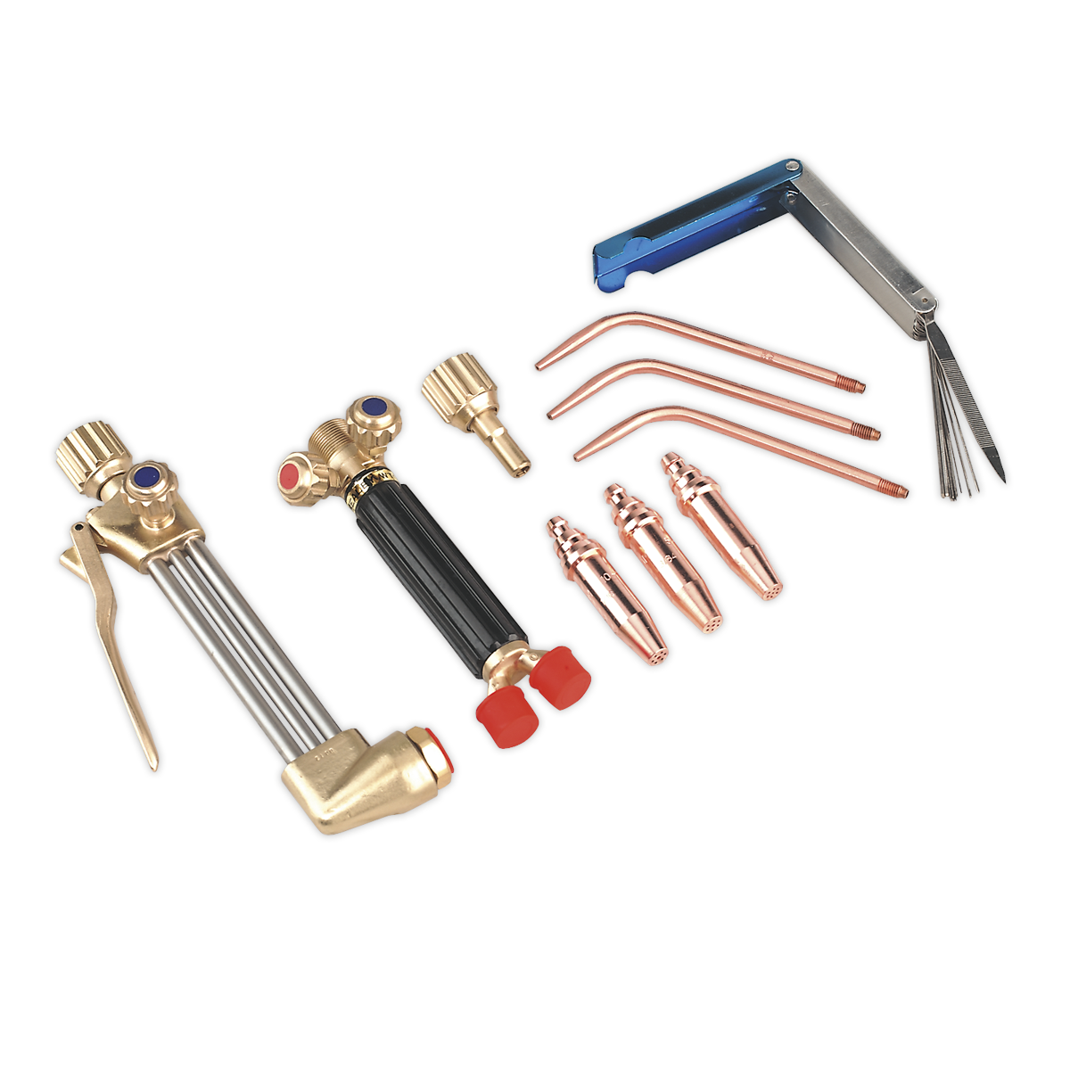 Oxyacetylene Welding/Cutting Torch Set