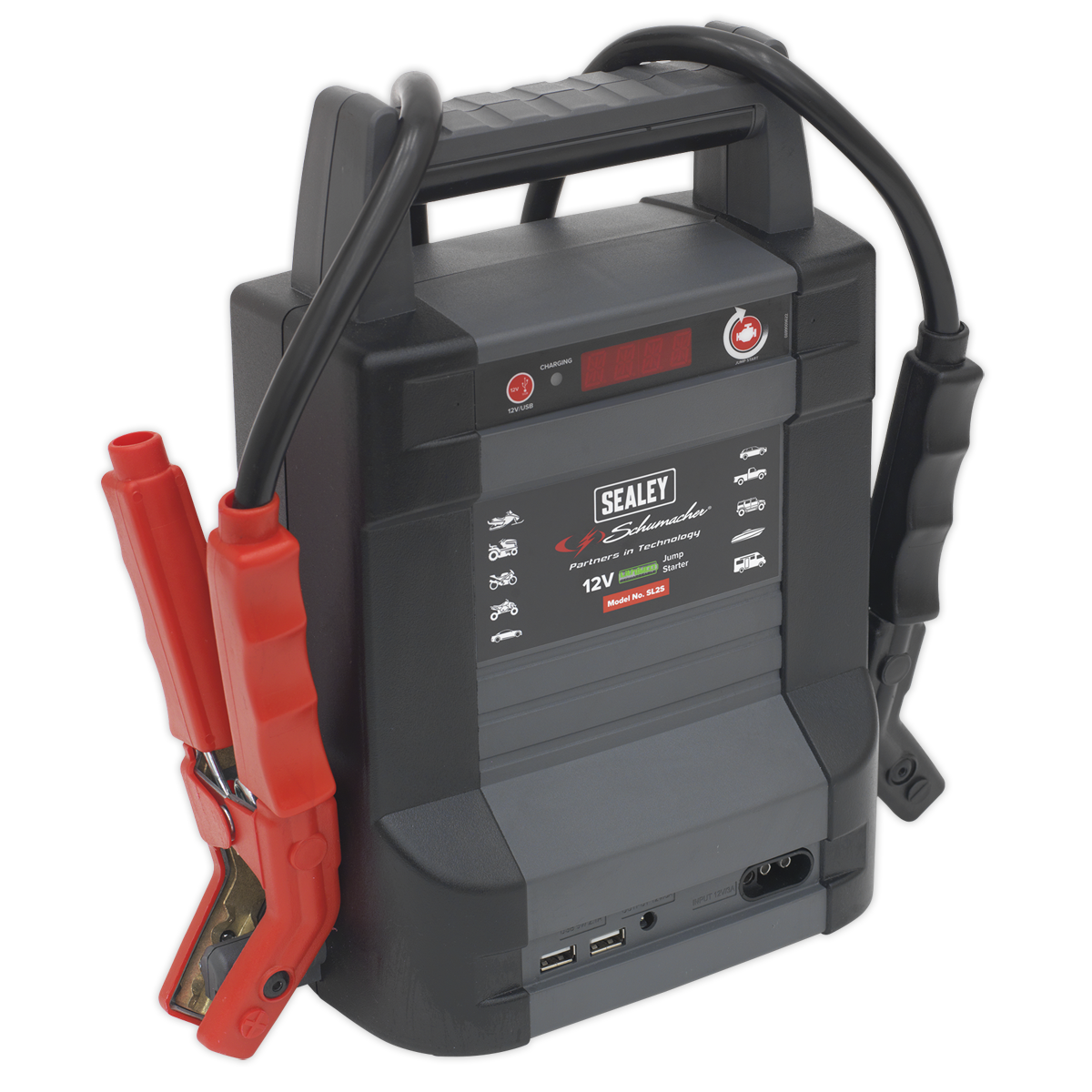 Jump Starter Power Pack Lithium(LiFePO4) 800Amp