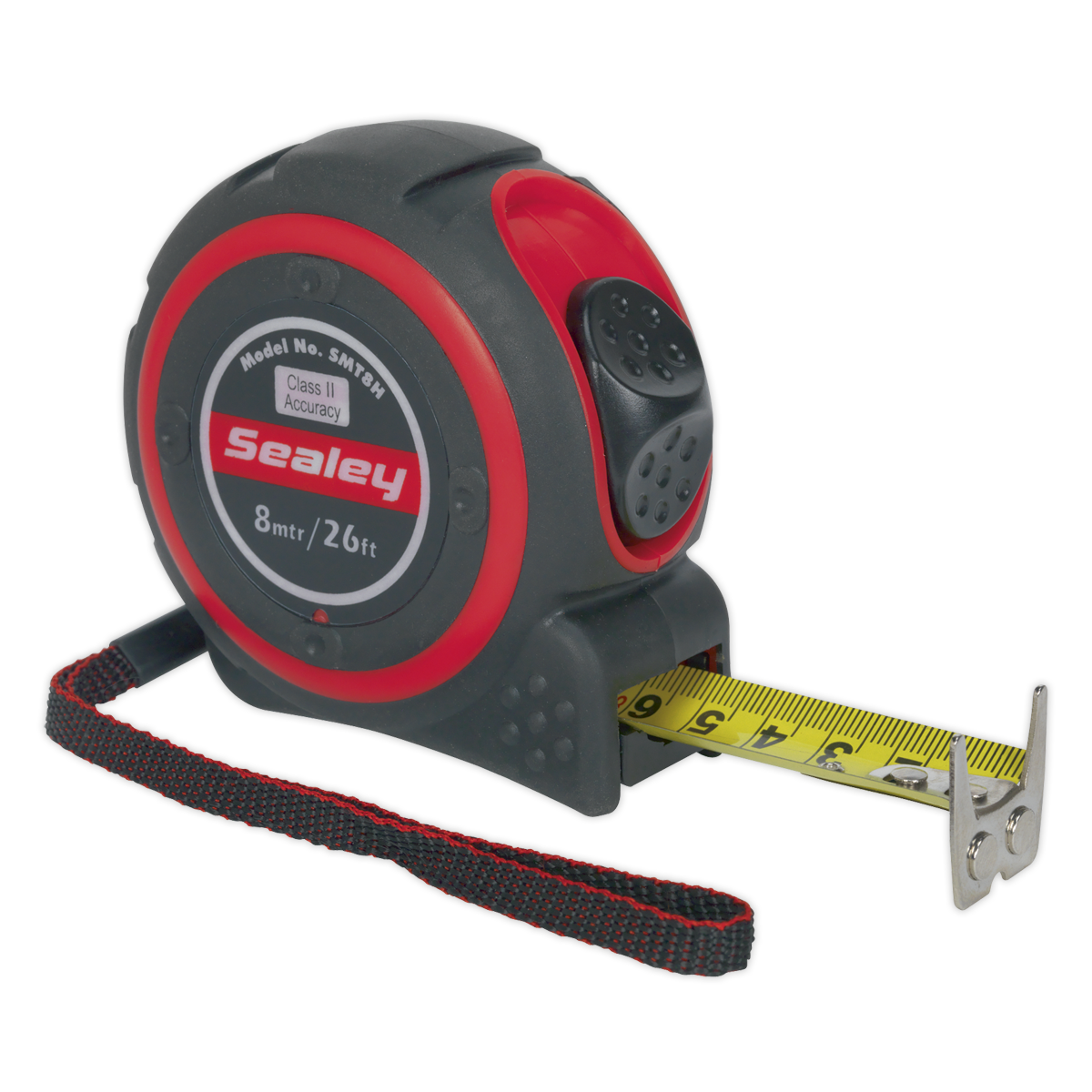 Heavy-Duty Measuring Tape 8mtr(26ft)