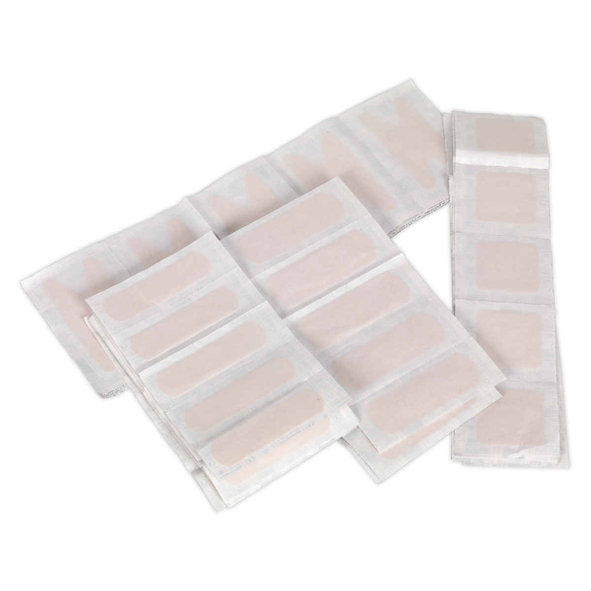 Assorted Plasters Pack of 100