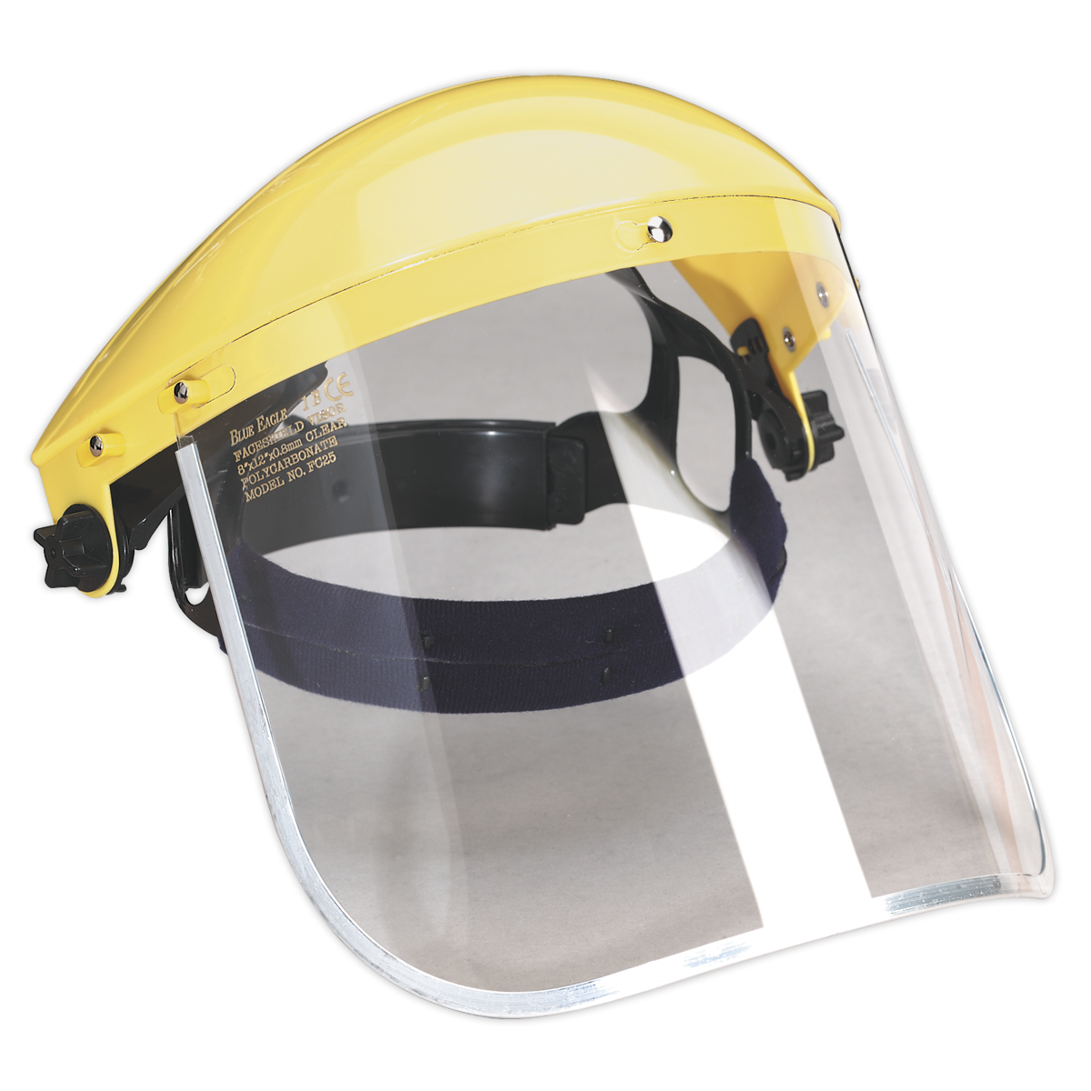 Browguard & Full Face Shield