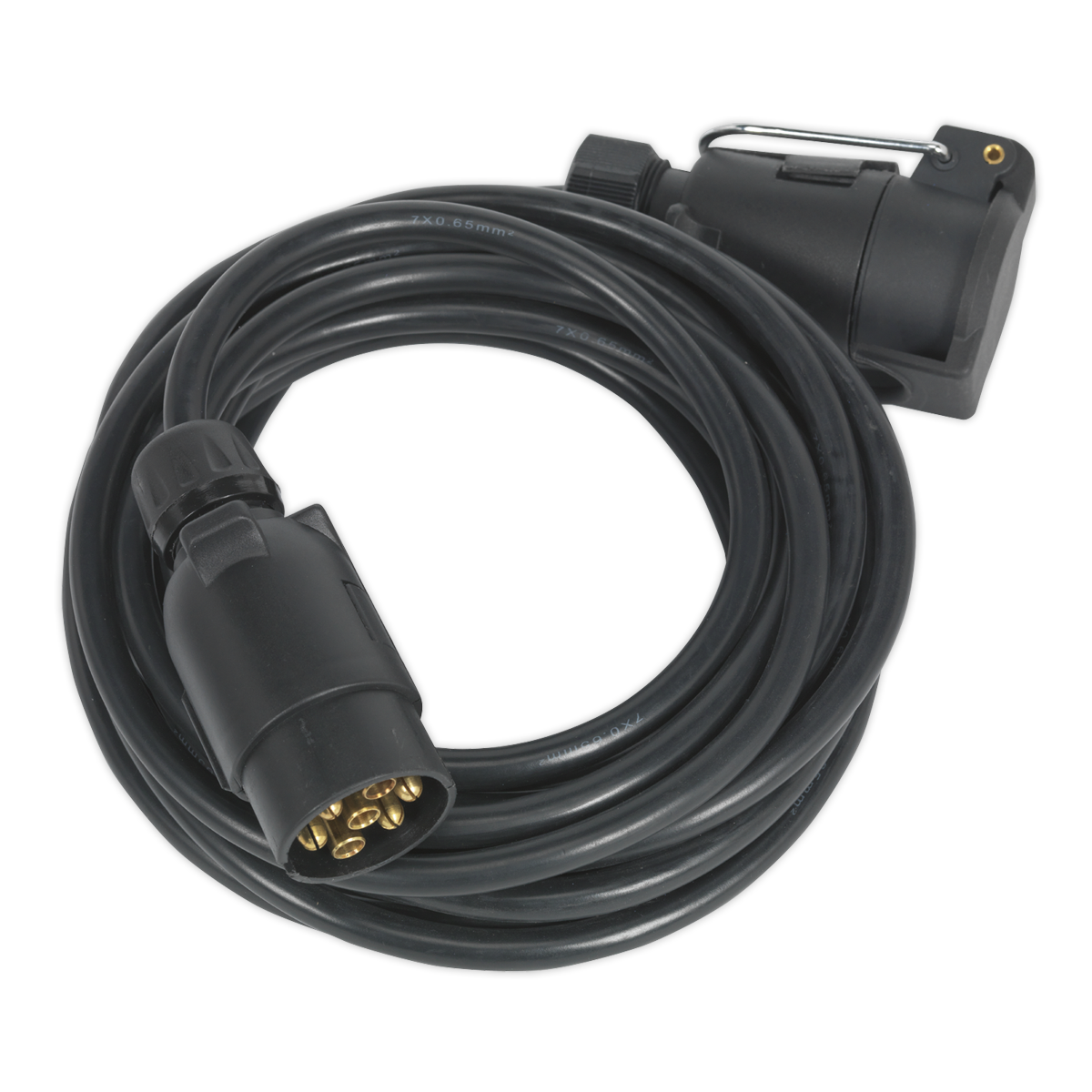 Extension Lead 7-Pin N-Type 6mtr