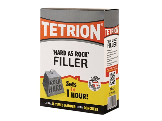 'Hard As Rock' Filler 2kg