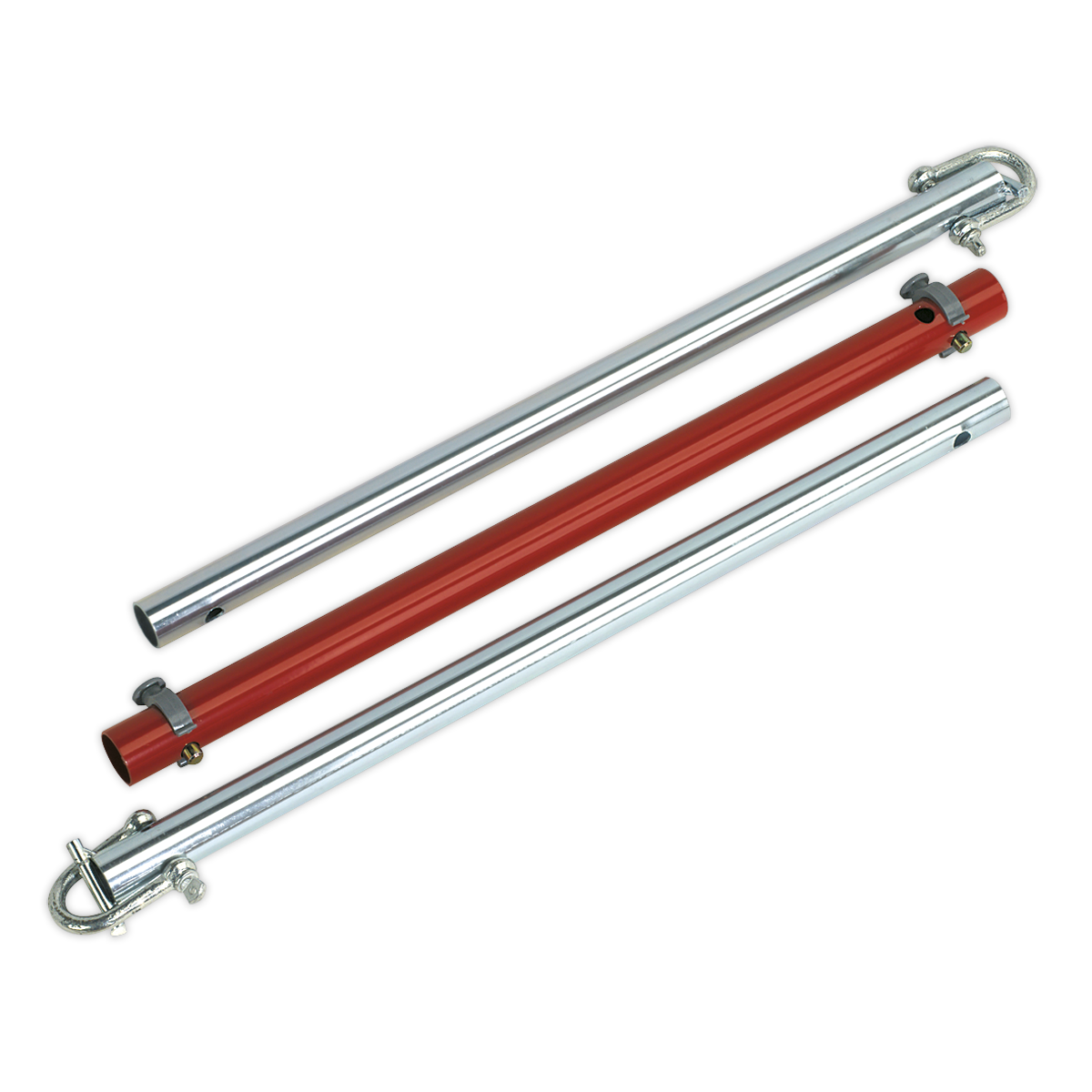 Tow Pole 2500kg Rolling Load Capacity