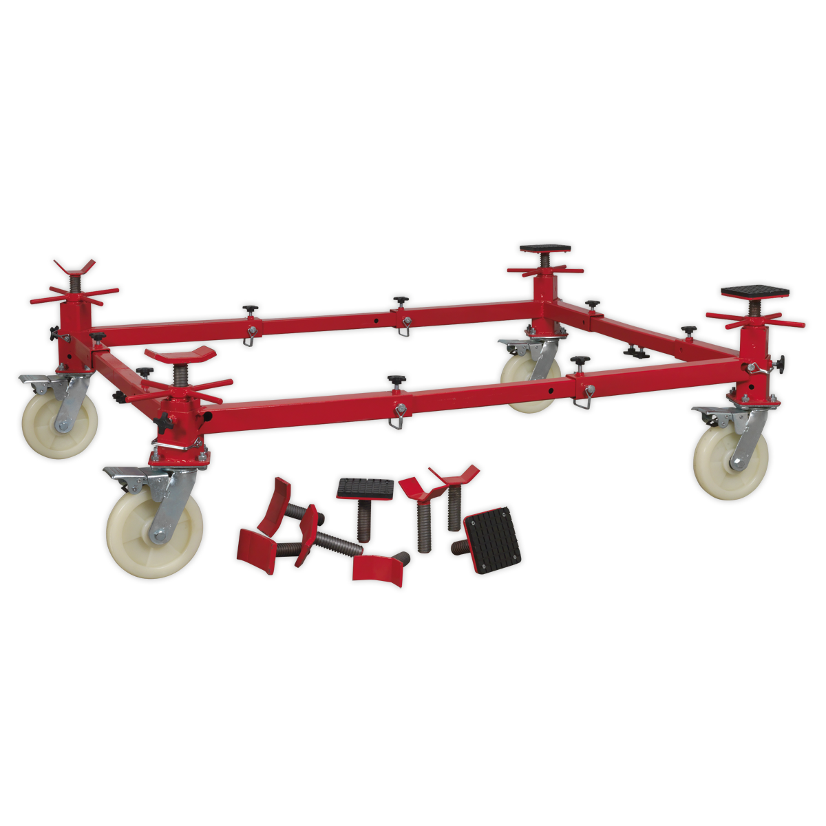 Vehicle Moving Dolly 4 Post 900kg