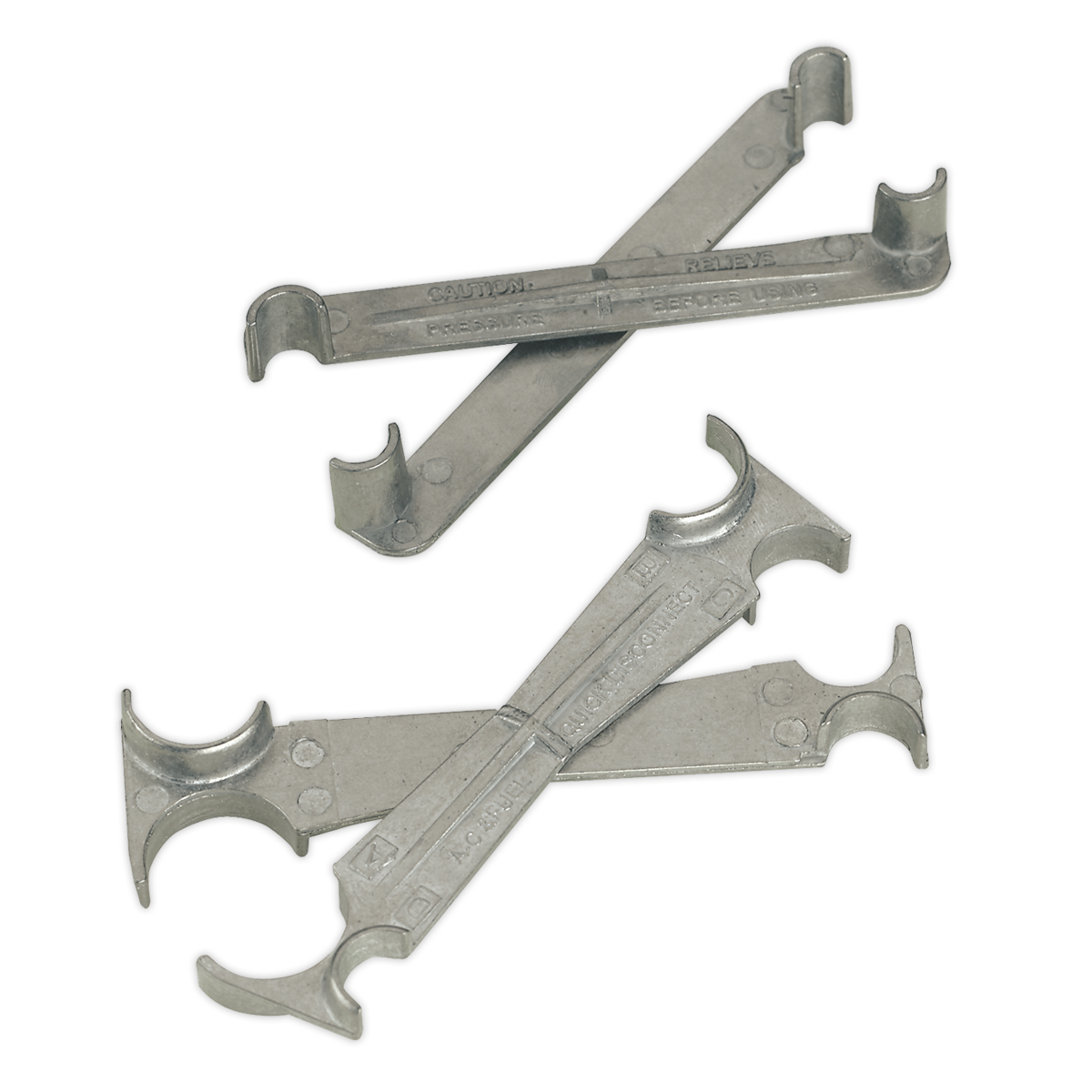 Air Conditioning & Fuel Disconnection Tool Set 2pc