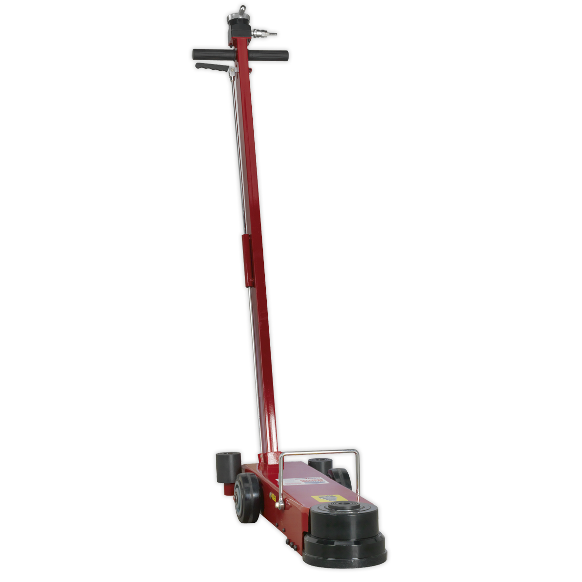 Air Operated Jack 10-40tonne Telescopic - Long Reach/Low Entry