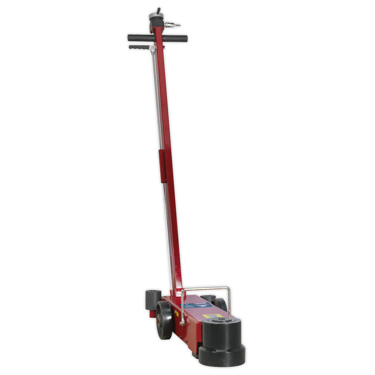 Air Operated Jack 15-30tonne Telescopic - Long Reach/Low Entry