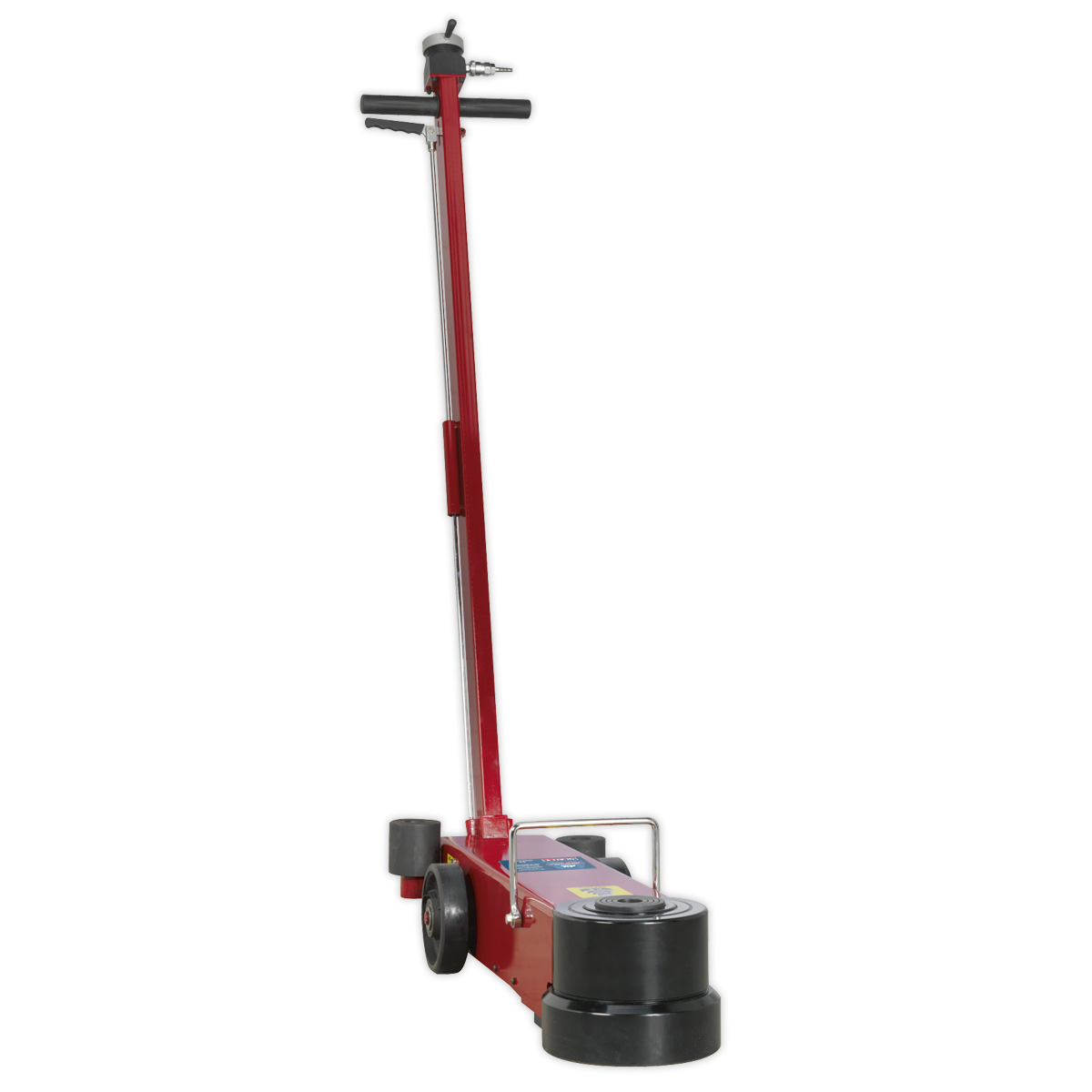 Air Operated Jack 20-60tonne Telescopic - Long Reach/Low Entry